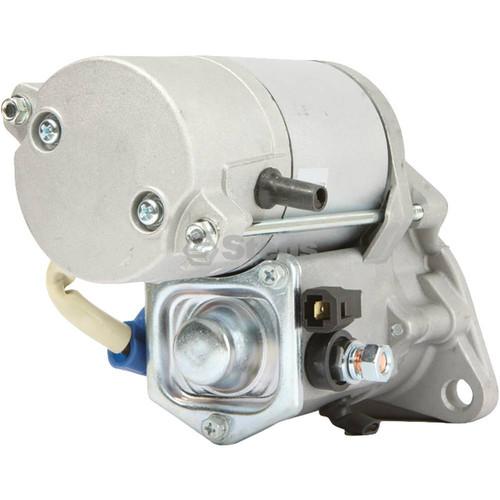 Electric Starter Replaces Kubota: 17123-63016