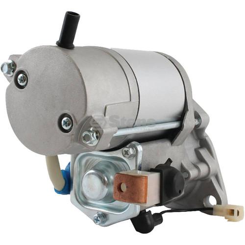 Electric Starter Replaces Kubota: 15425-63010