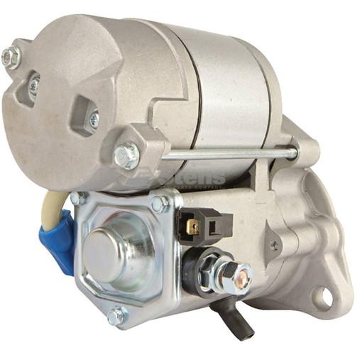 Electric Starter Replaces Kubota: 15501-63020