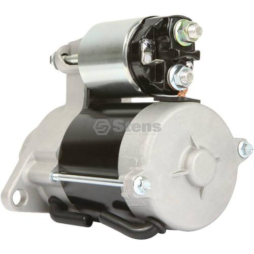 Electric Starter Replaces Kubota: EG673-63013