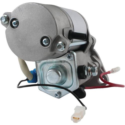 Electric Starter Replaces Kubota: 15833-63010