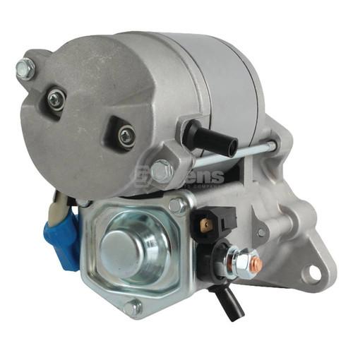 Electric Starter Replaces Kubota: 17423-63012