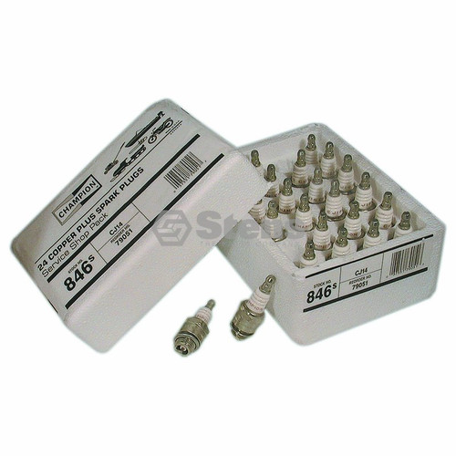 CJ14 Spark Plug shop pack