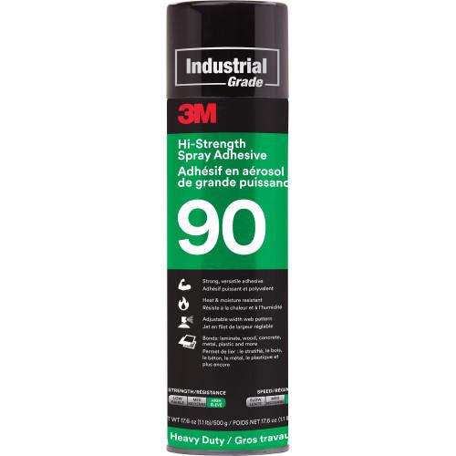 3M 90 High Strength Spray Adhesive 500g (17.6 oz)