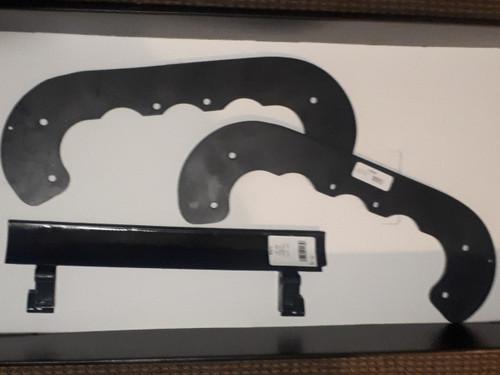 Paddles & Scraper Kit Replaces Toro Part # Scraper Bar 133-5585 / 108-4884; Auger Paddles 99-9313