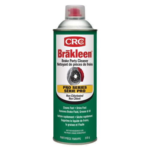 Brakleen® Pro-Series Non-Chlorinated Brake Cleaner