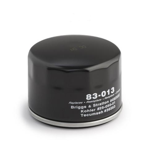 Oregon Oil Filter 93-013 Replaces  Briggs & Stratton 492932 / 492932S; John Deere AM125424
