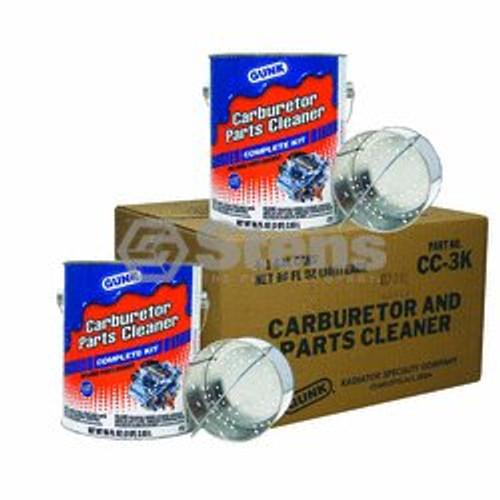 Carburetor & Parts Cleaner Complete Kit