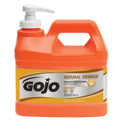 GOJO® Natural Orange™ Hand Cleaner 1.89L