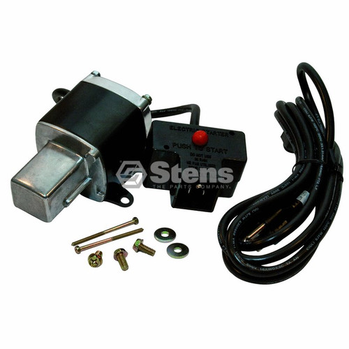 Electric Starter Kit Replaces Tecumseh: 33290