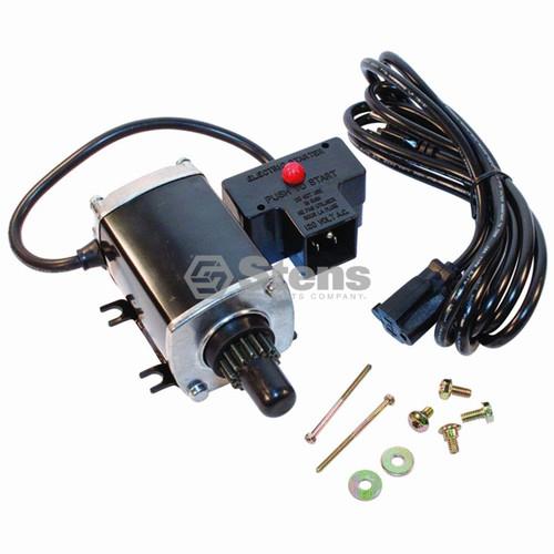 Electric Starter Kit Replaces: Tecumseh 33329A