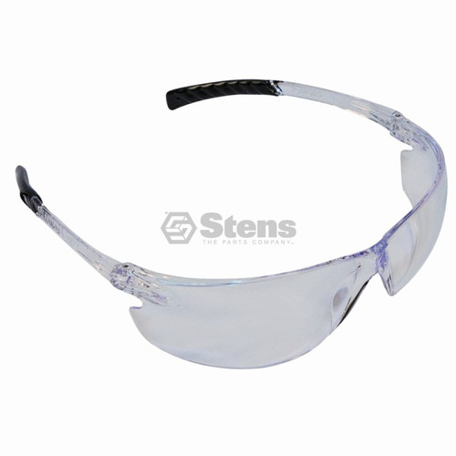 Safety Glasses Not Tinted