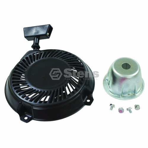 Recoil Starter Assembly Replaces: Briggs & Stratton 591301