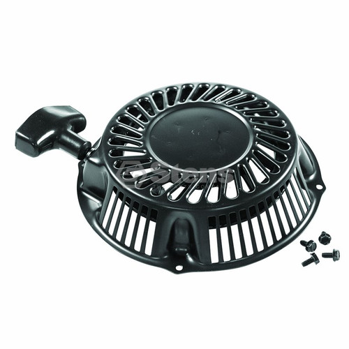 Recoil Starter Assembly Replaces: Briggs & Stratton 695058