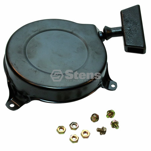 Recoil Starter Assembly Replaces: Briggs & Stratton 499706