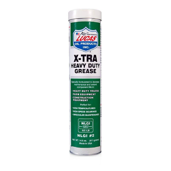 Lucas X-TRA Heavy Duty Grease CS/10