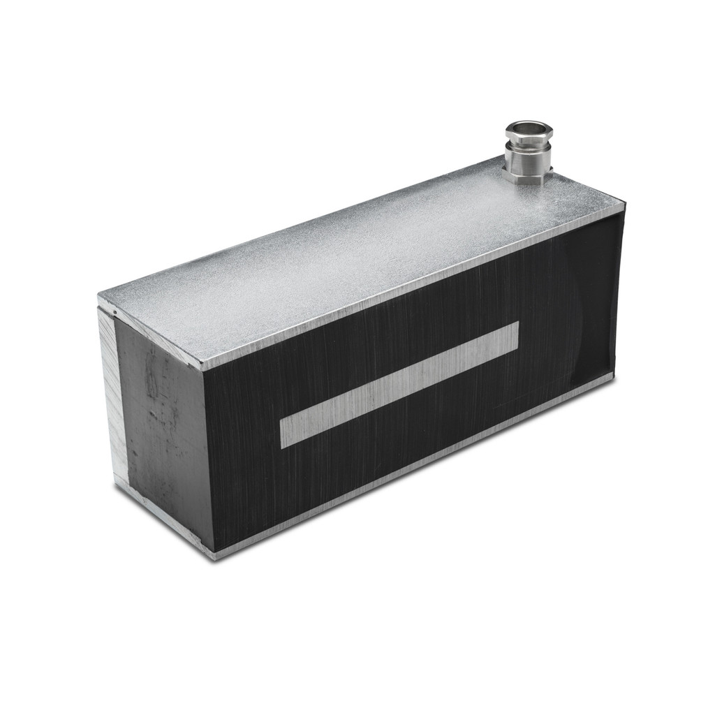 Rectangular Electro Holding Magnet - Energize to relase 225 lbs - 01070002