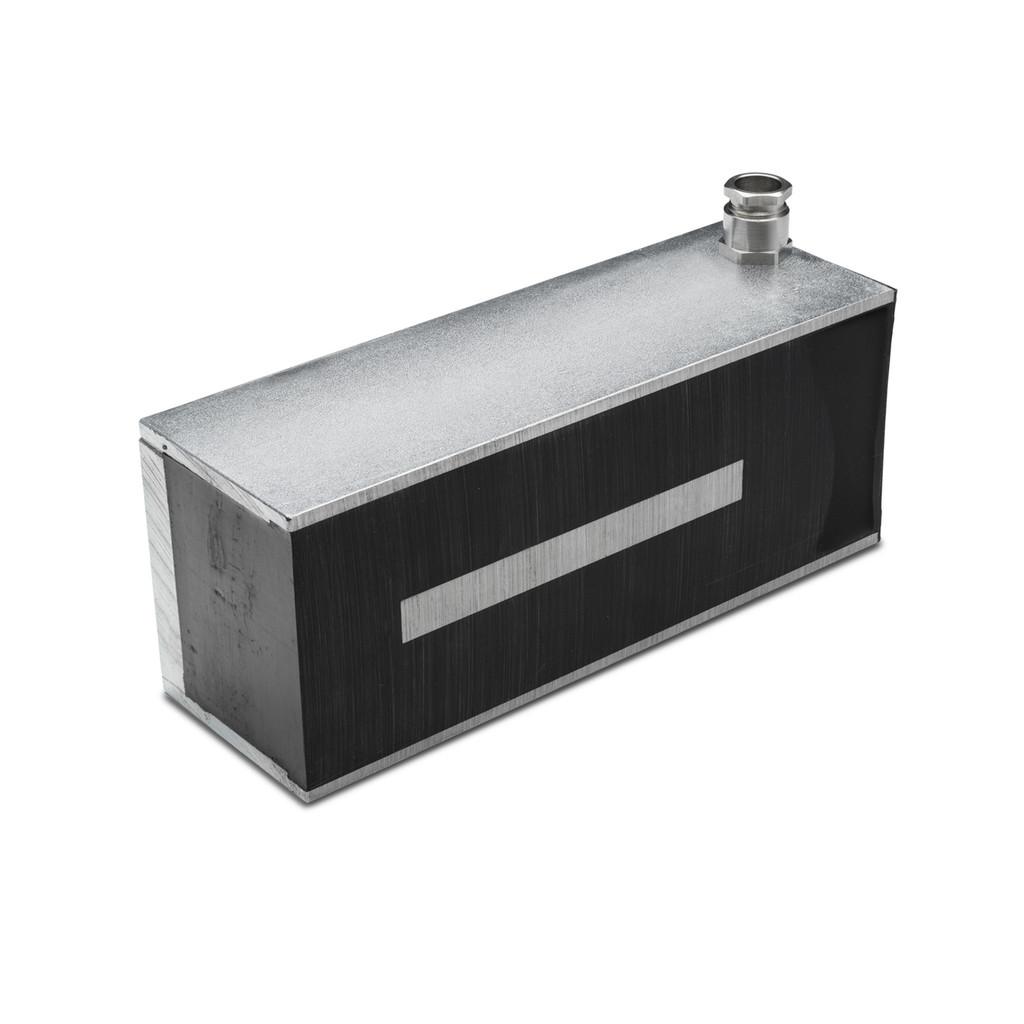 Rectangular Electro Holding Magnet - Energize to relase 225 lbs - 01070002