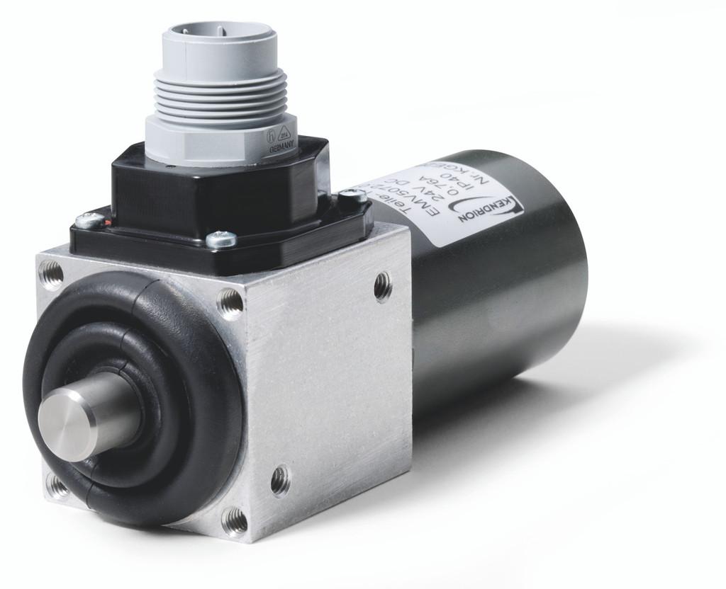 Locking Solenoid, 24V DC, EMV, LLV