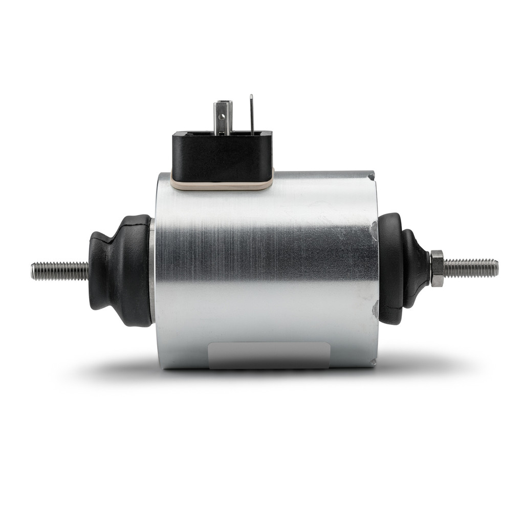 Push Pull tubular Solenoid 205V DC 15mm
