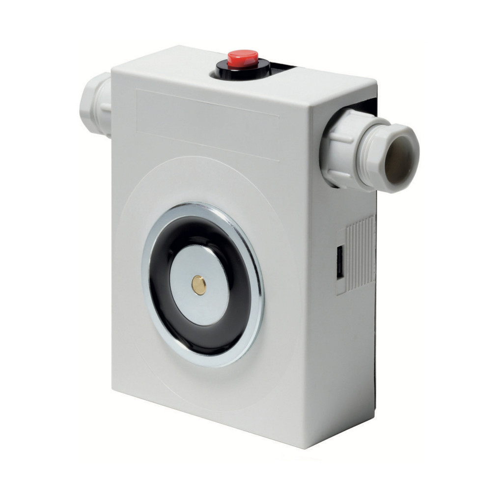 Door Holding Magnet Kendrion, Hahn CQ, GTR070.175002, GT070R062.01