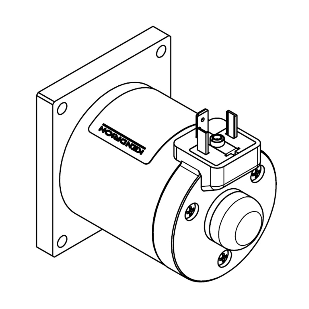 Linear Solenoid Kendrion - 50007332