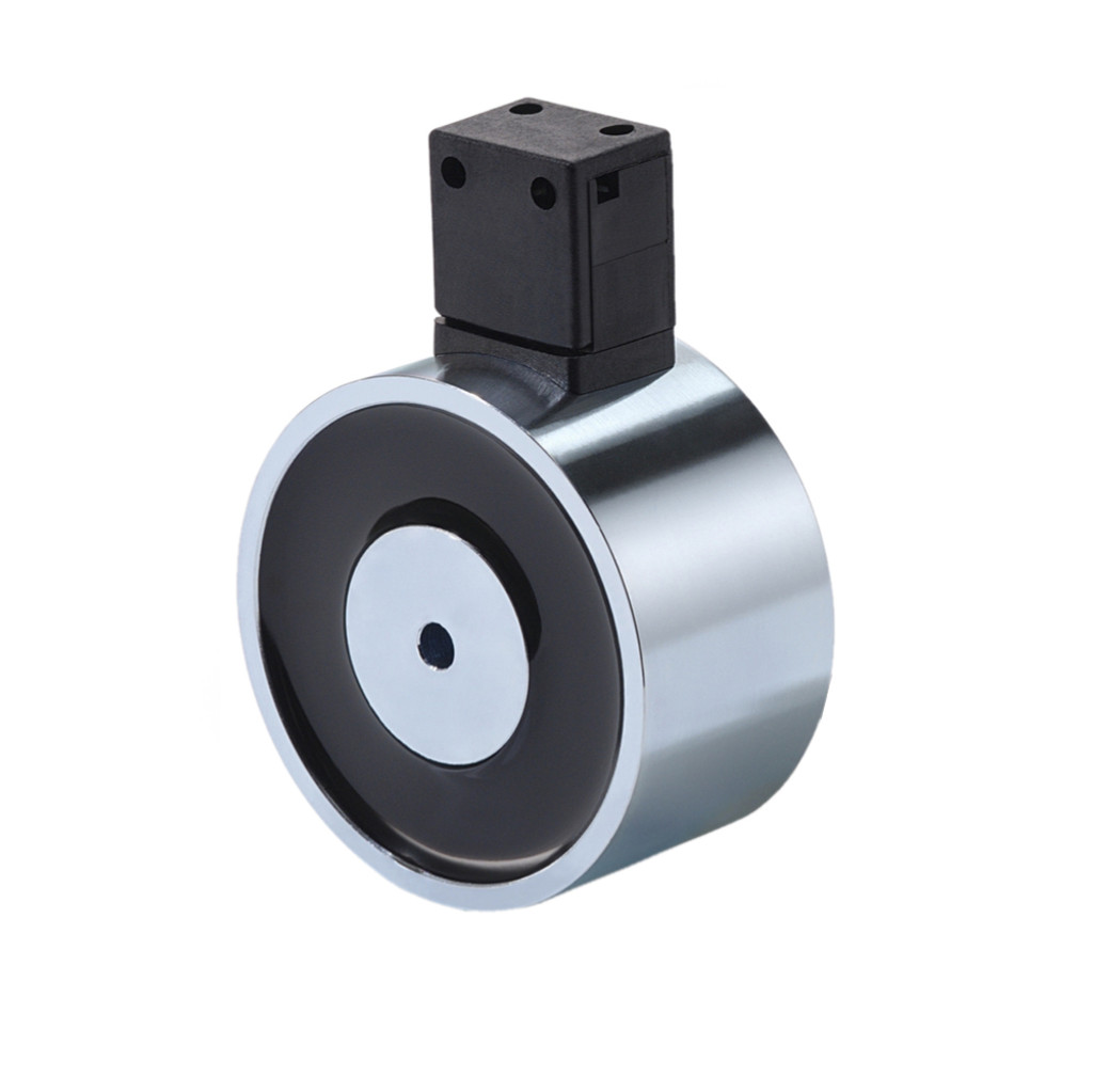 Electro Holding Magnet with terminal  - GTB050.100001