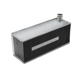 Rectangular Electro Holding Magnet - Energize to relase 340 lbs - 01080001