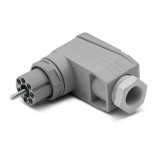 Circular Connector for Locking Solenoids, rated for 250V - 10A - 3141053