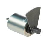Rotary Solenoid spring returned Kendrion Kuhnke, electromagnetic shutter solenoid