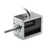 High Force Linear Solenoid