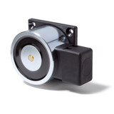 Round Electric Door Holding Magnet with terminal