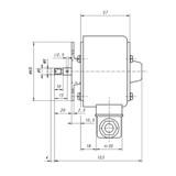 Electromagnetic Linear Oscillator- 230V AC - 21080009
