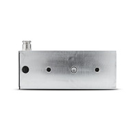 Rectangular Permanent Electro Holding Magnet - mounting features - 01070002