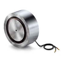 DC holding magnet high force, electromagnet high force, round electro holding magnet high force, strong electro holding magnet,  strong DC holding magnet,