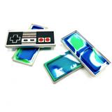 "Silicone Nintendo Controller Storage Container 5"" x 2"" (Actual Size!)"