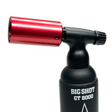 Red Turbo Metal Nozzle Guard for Blazer Big Shot / Big Buddy Butane Torches