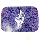 """Magnetic Rolling Tray 9""""V2 (PURPLE)"""