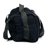 "12"" Black Padded Cotton Bag Paykoc"