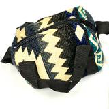 "6"" Tribal Design Padded Cotton Bag Paykoc"