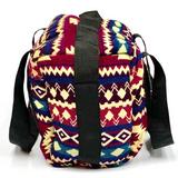 "12"" Tribal Design Padded Cotton Bag Paykoc"