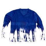 Colorado Long Sleeve Tie Dye in Cotton XLarge