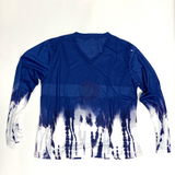 Colorado Long Sleeve Tie Dye in Cotton Small
