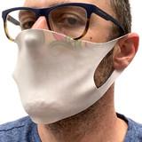 Lightweight Neoprene Face Mask (Assorted Patterns)