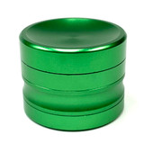 """Sexy Curves 4 Piece Aluminum Grinder 2.5"""" 1 Count Assorted Color"""