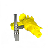 Silicone Rays Gun Nectar Collector 1 Count Assorted