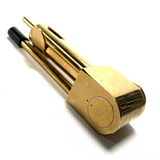 """Classic Brass Proto Pipe Old School Chamber and Poker 3.5"""""""