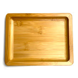 """All Natural Bamboo Rolling Tray 5.5""""x7"""""""