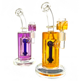 """9.65"""" Freeze Glycerin Water Pipe 1 Count Assorted"""