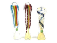 Glass Chillums or One Hitters